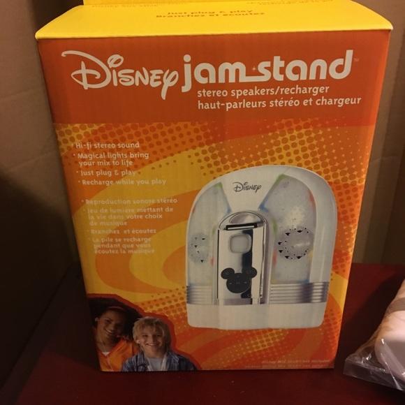Disney jam  stand  speaker system